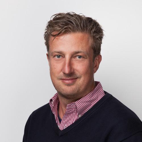 Peter Melms - Vorstand