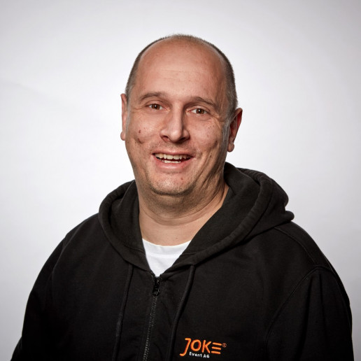 Malte Nalazek - Meister für Veranstaltungstechnik