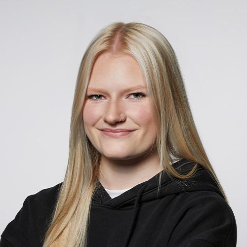 Lara Purnhagen - Auszubildende Veranstaltungskauffrau