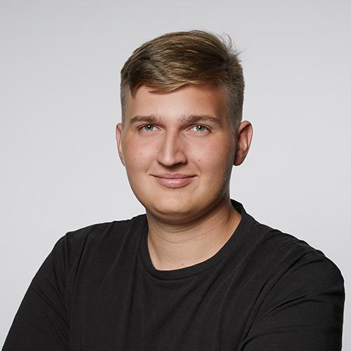 Mikal Zeug - Auszubildender Veranstaltungstechnik