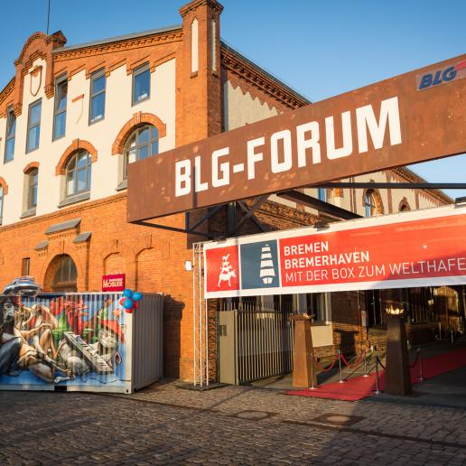 BLG Logistics Jubiläum: