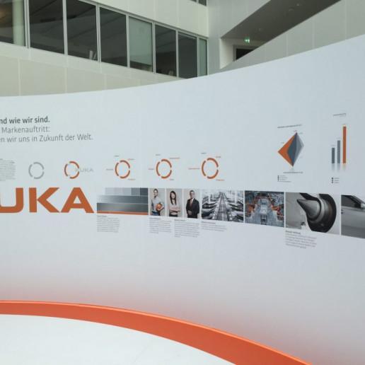 KUKA ETZ Eröffnung: