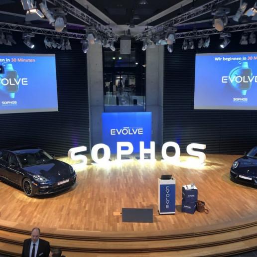 Sophos Partner Roadshow: