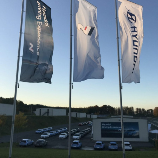 Hyundai Driving Experience: