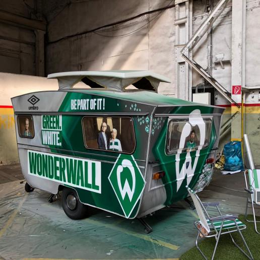 Werder-Bremen-Umbro: